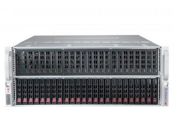 Supermicro 4U 24 Bays up to 10 GPU SuperServer - 4028GR-TRT2