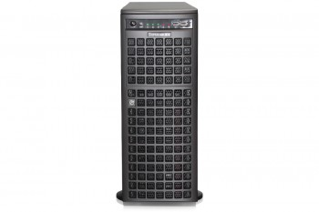 Supermicro 4u/ Tower 8 bays Dual Processor Multi-GPU
