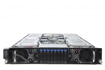 Gigabyte 2U 8Bays 8GPU Dual 2nd Gen Scalable Processor GPU