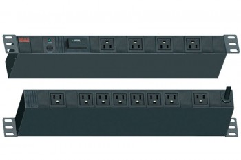 Maruson PDU-R1512S 12 Outlets 19-inches Rackmount Power