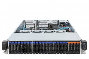 Gigabyte 2U 24Bays Dual 2nd Gen Scalable Processor Rackmount