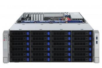 Gigabyte 4U 36 Bays Dual 2nd Gen Scalable Processor Storage