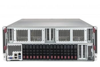 Supermicro 4U 16bays 8GPU Dual Processor GPU Server - 4028GR