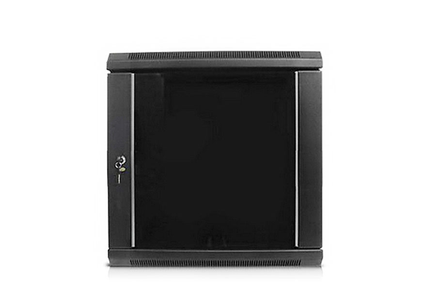 15u 17 7 450mm depth wallmount server cabinet wm1545b for Kitchen cabinets 450mm depth